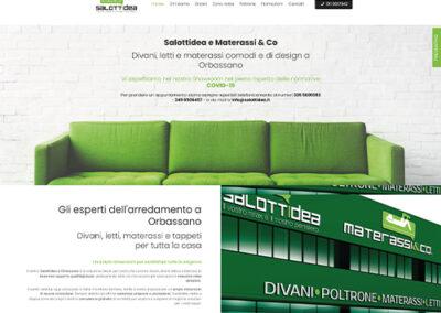 Showroom Arredamento Salottidea